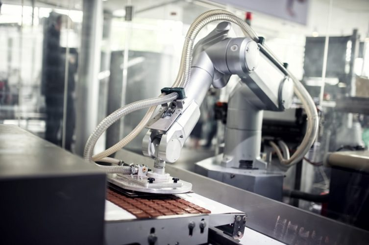 The Implementationof Collaborative Robots in Different Industries