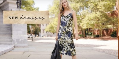 Dress looks that have become a necessity in the summertime