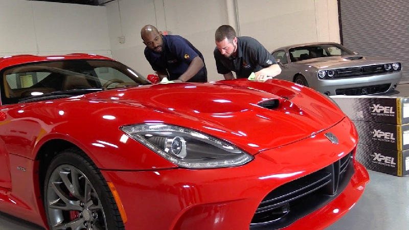 A Beginners Guide to Car's Paint Protection Film (PPF) in Brisbane